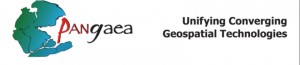 Pangaea newsletter banner: unifying converging geospatial technologies