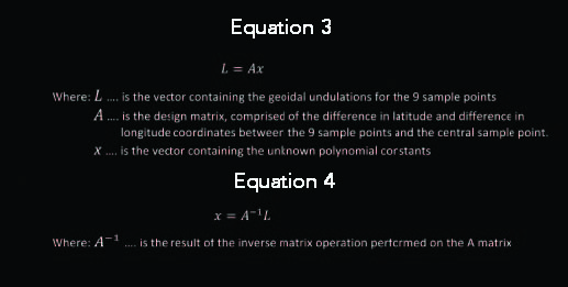 Equations 3 and 4