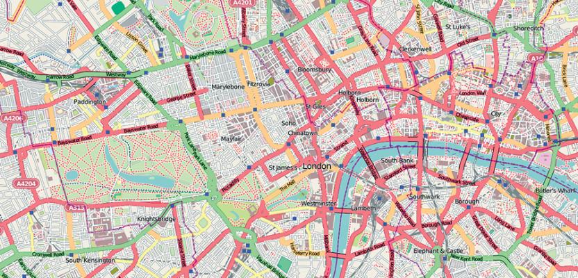 Dr. Mark Monmonier on Modern Cartography