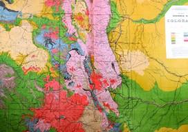 geological colorado map