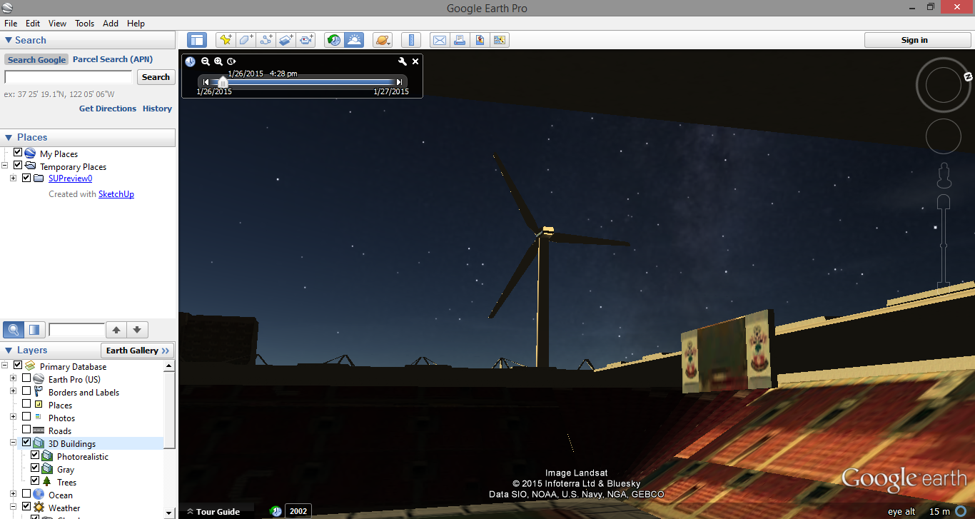 Using Google Earth to Make 3D Models - xyHt