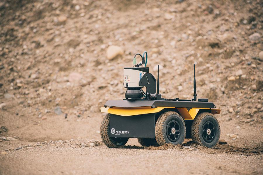 Robotic Revolution