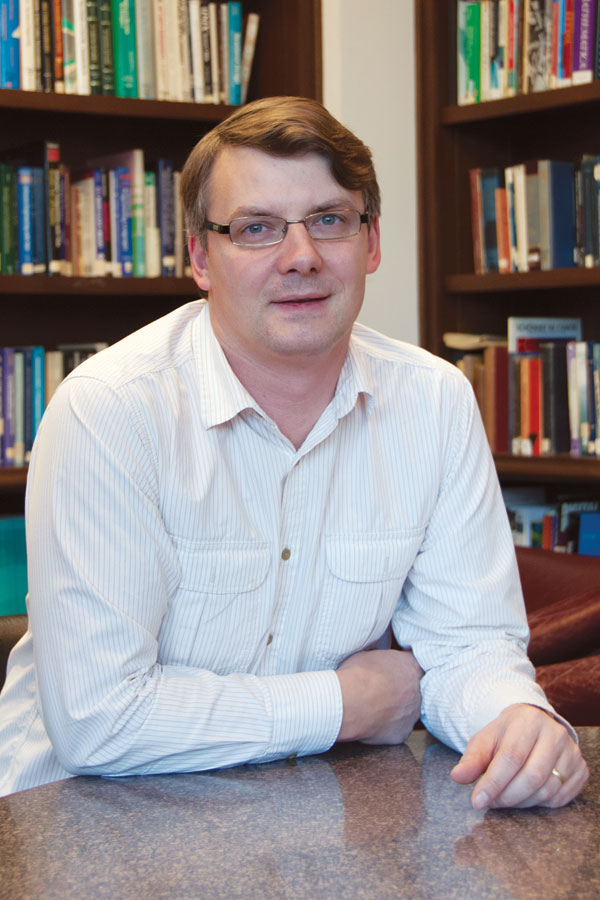 URCV's chief scientific advisor, Dr.  Jan-Michael Frahm.