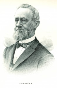 Thomas M Cooley