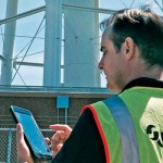 Reed Sutter, support manager for automated meter infrastructure (AMI) and advanced meter reading (AMR) for SL-serco maps infrastructure at a water supply facility.