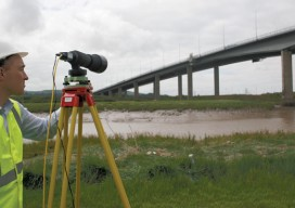 Terrestrial Photogrammetry Imetrums Portable Long Range Camera Based Monitoring System Was Used In The