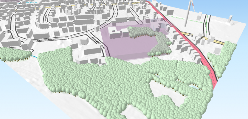 Further Adventures with 3D GIS - xyHt