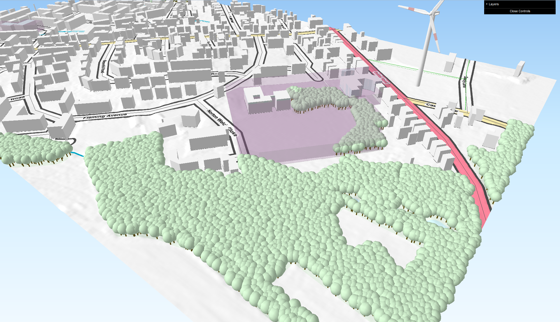Further Adventures With 3d Gis Xyht