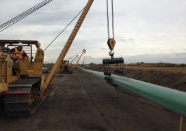 Enmapp provides pipeline construction monitoring and quality assurance to some of the world's largest energy companies