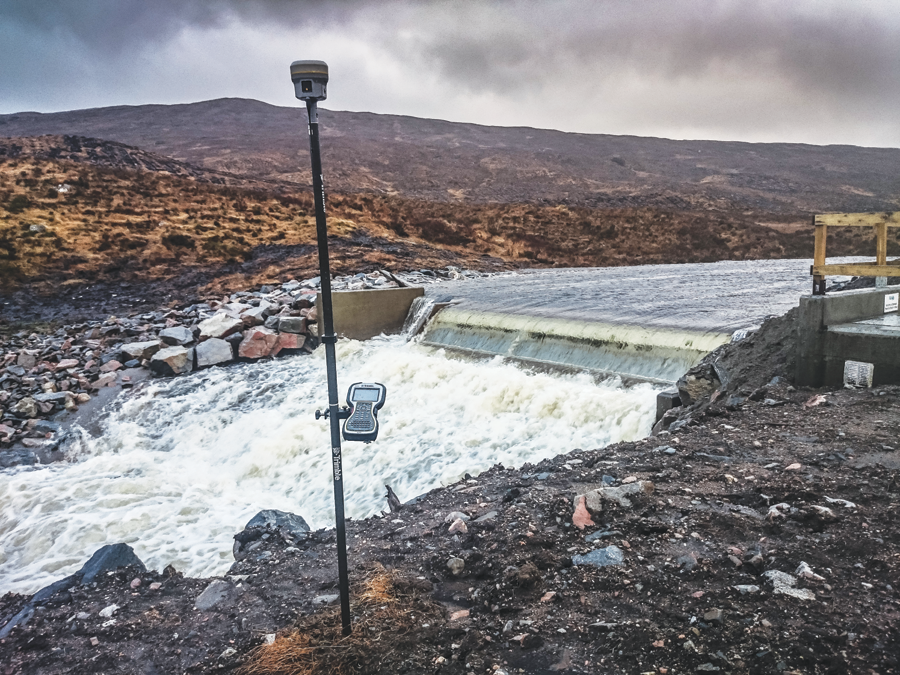 Small-scale hydro schemes create a minimal visual impact on the environment.