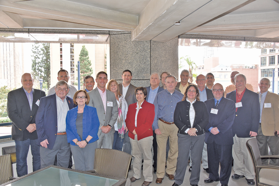 The taskforce of 22 represent 15 surveying-affiliated professional associations.