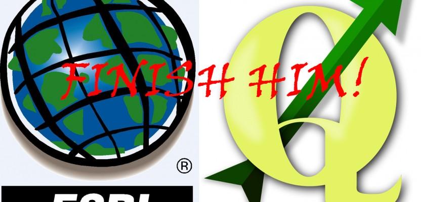 QGIS 2 14 vs ArcGIS Pro 10 4 - xyHt