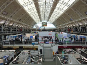 GeoBusiness 2016 was held May 24th-25th at the Business Designn Center - Islington, London