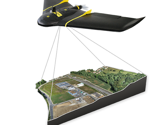 UAS Surveying without GCPs