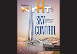 xyHt magazine cover january 2017, lakhta centre