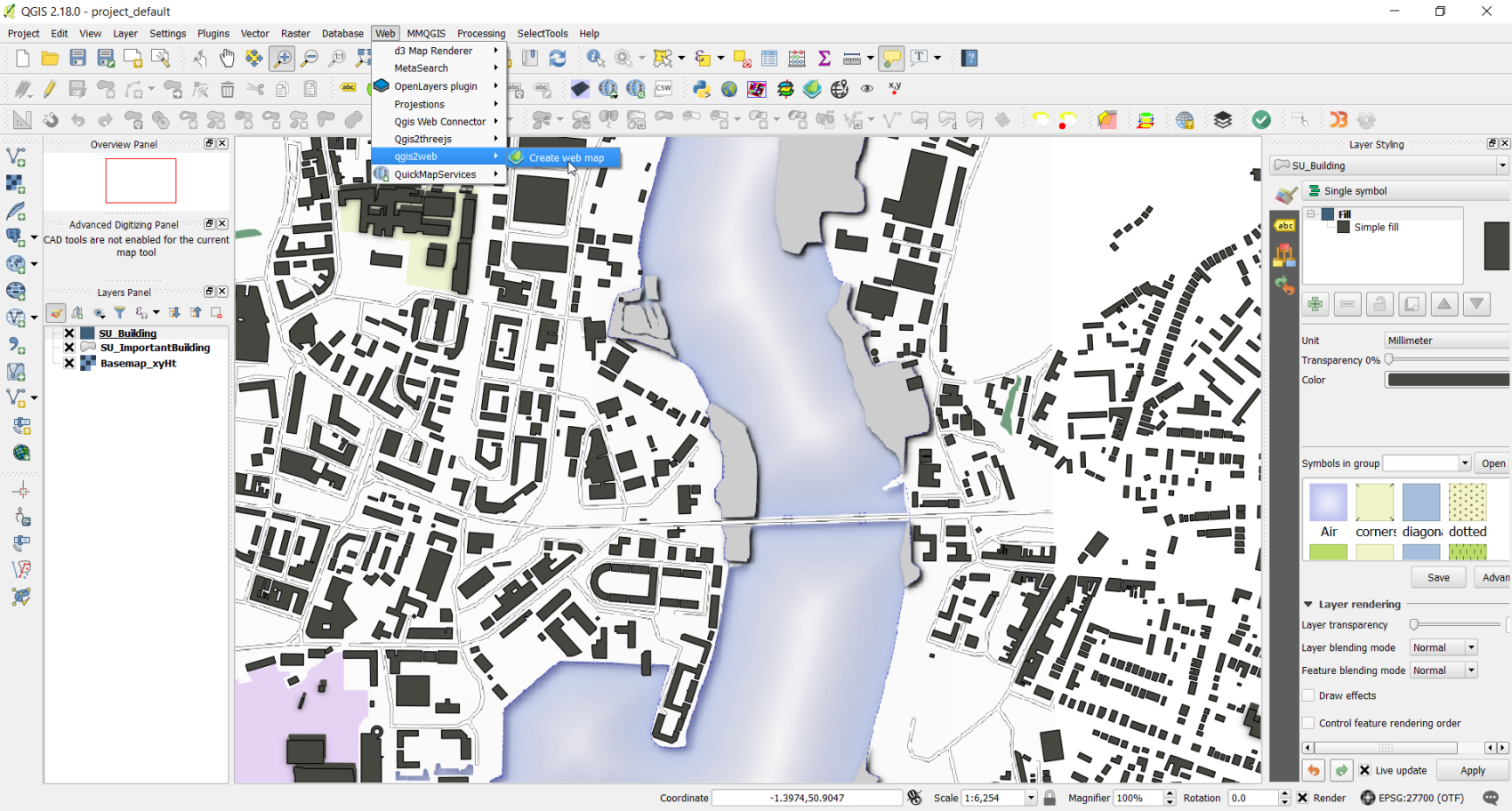 Webmapping 3 5: A Recommendation for your First Step Into Web