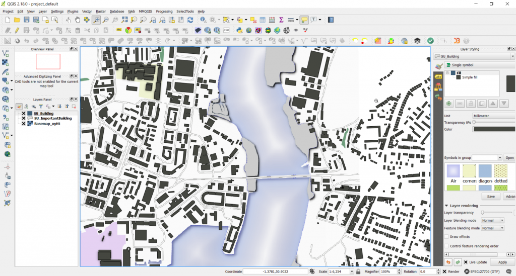 qgis-with-map
