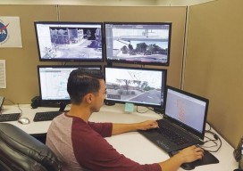 Multiple screen use for up-to-date virtual mapping at BPG Designs