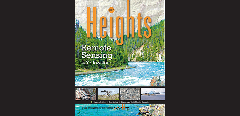 Heights 17 Cover