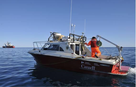 Canadian Hydrographer Certification Scheme