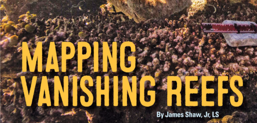 The Hydrous: Mapping Vanishing Reefs