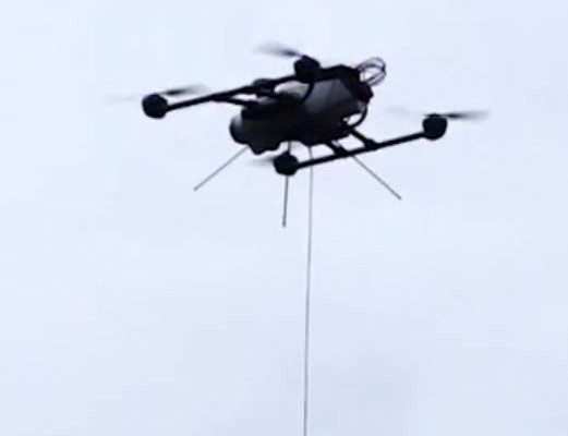 elistair's tethered drone