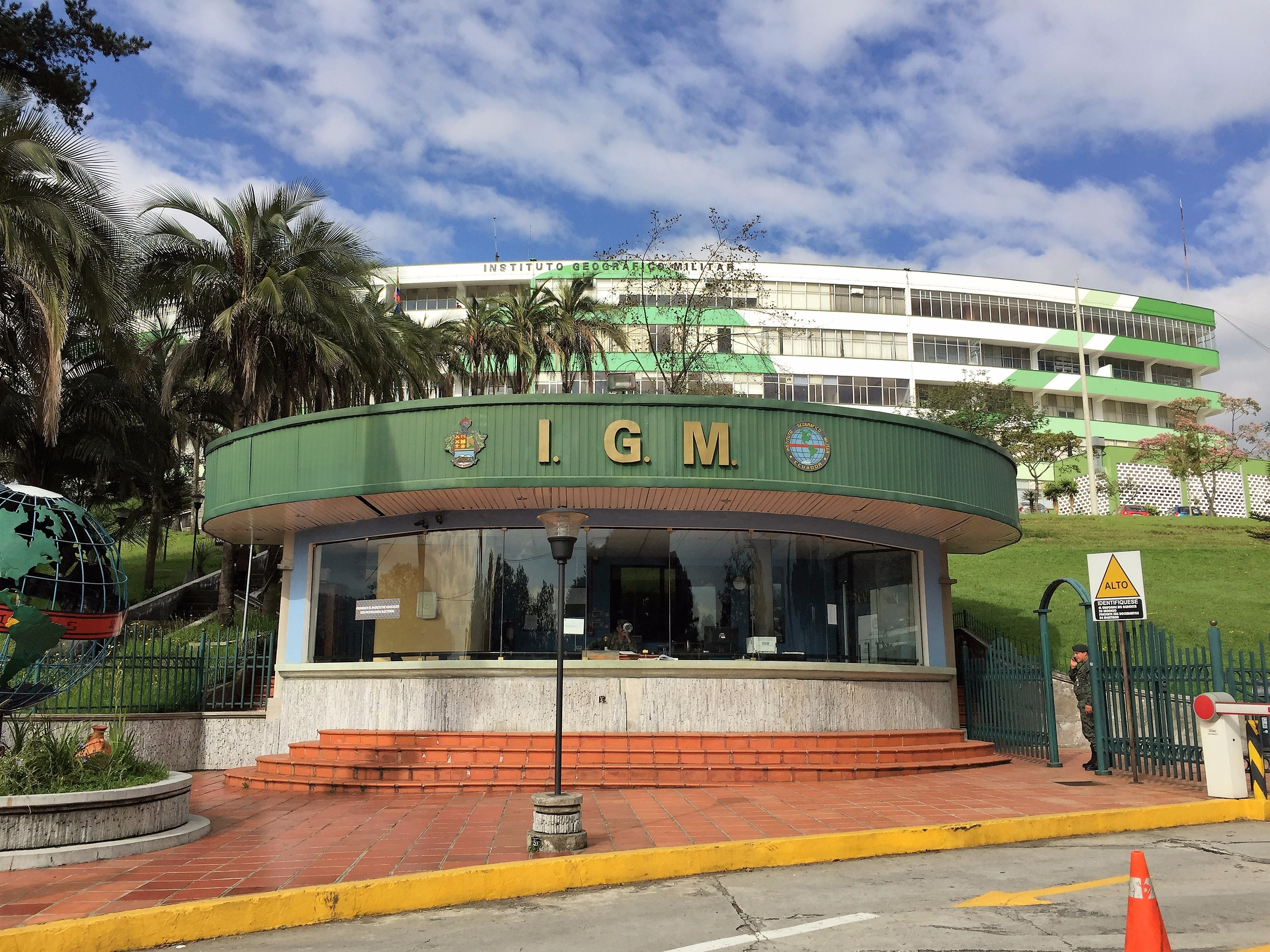 IGM Headquarters Quito