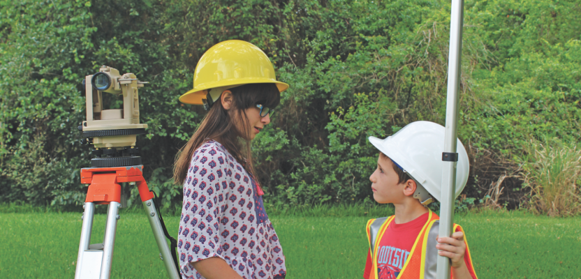 By the time these kids are practicing surveyors, licensing and regulation of certain professions may disappear from state statutes and administrative rules.