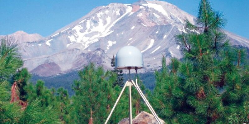 Geodetic Control over Time and Space in California