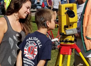 eclipse total station