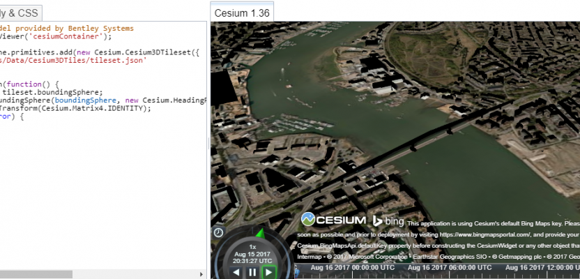 Add 3D Tiles to Cesium 1 36 to Make 3D Virtual Scenes - xyHt