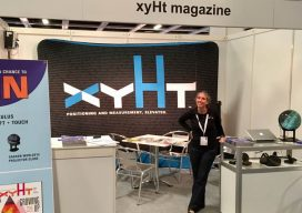 xyHt Intergeo booth