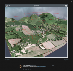 How to Use the New QGIS 3D - xyHt