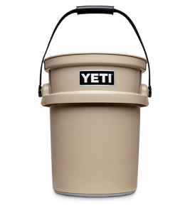 yeti Load out bucket