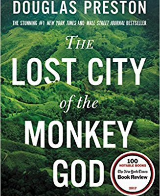 ilidar l- ost city of the monkey god