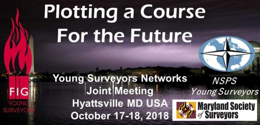 Registration Open - Young Surveyors Network - Joint Meeting 2018