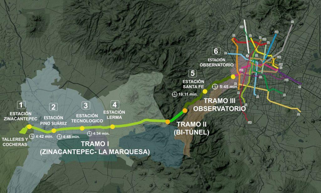 Mexico City S Transportation Revolution Xyht