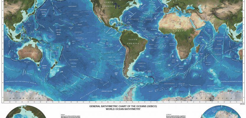 Mapping the Ocean Floor - xyHt