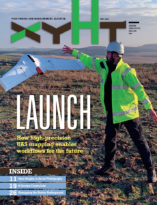 xyHt May magazine cover, 2020